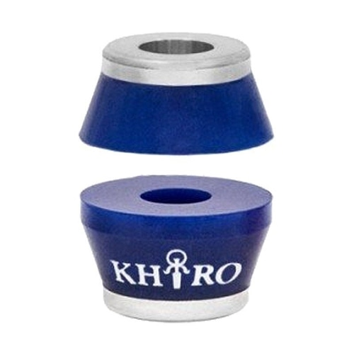 KHIRO / ALMI INSERT BUSH / SOFT / 85A / BLUE / ブッシュゴム