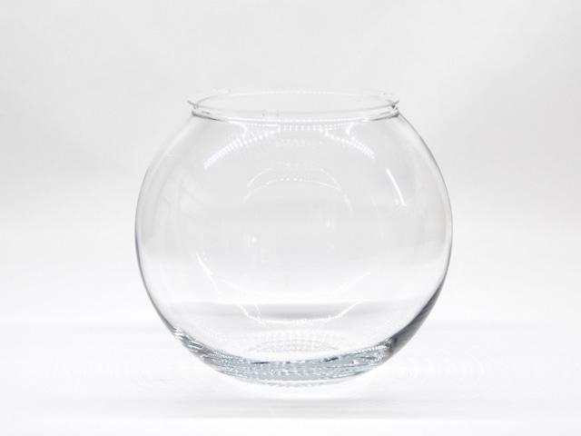 セミオープンテラリウム用ガラスボウル(2L)《苔テラリウム・コケリウム用》