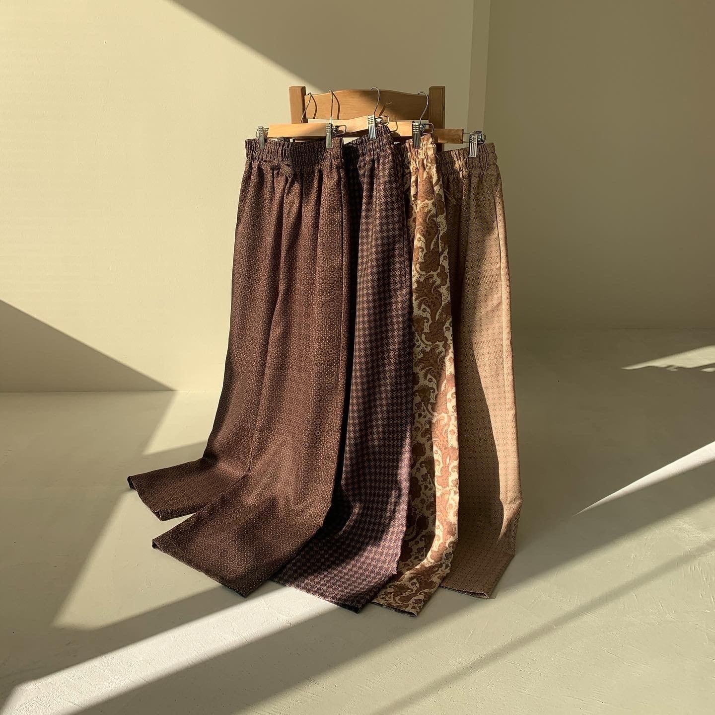 pattern easy pants