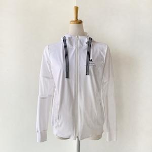 Double Standard Clothing×akko3839 ストレッチメッシュアレンジパーカー 2508201213