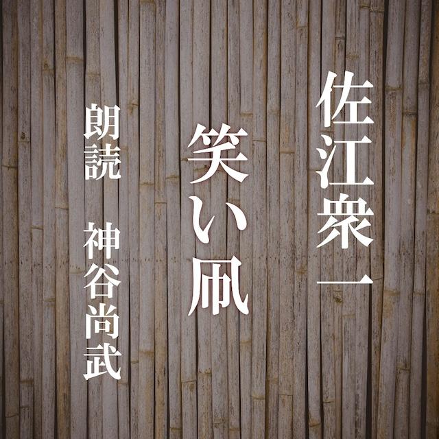 [ 朗読 CD ]笑い凧  [著者:佐江衆一]  [朗読:神谷尚武] 【CD1枚】 全文朗読 送料無料 文豪 オーディオブック AudioBook