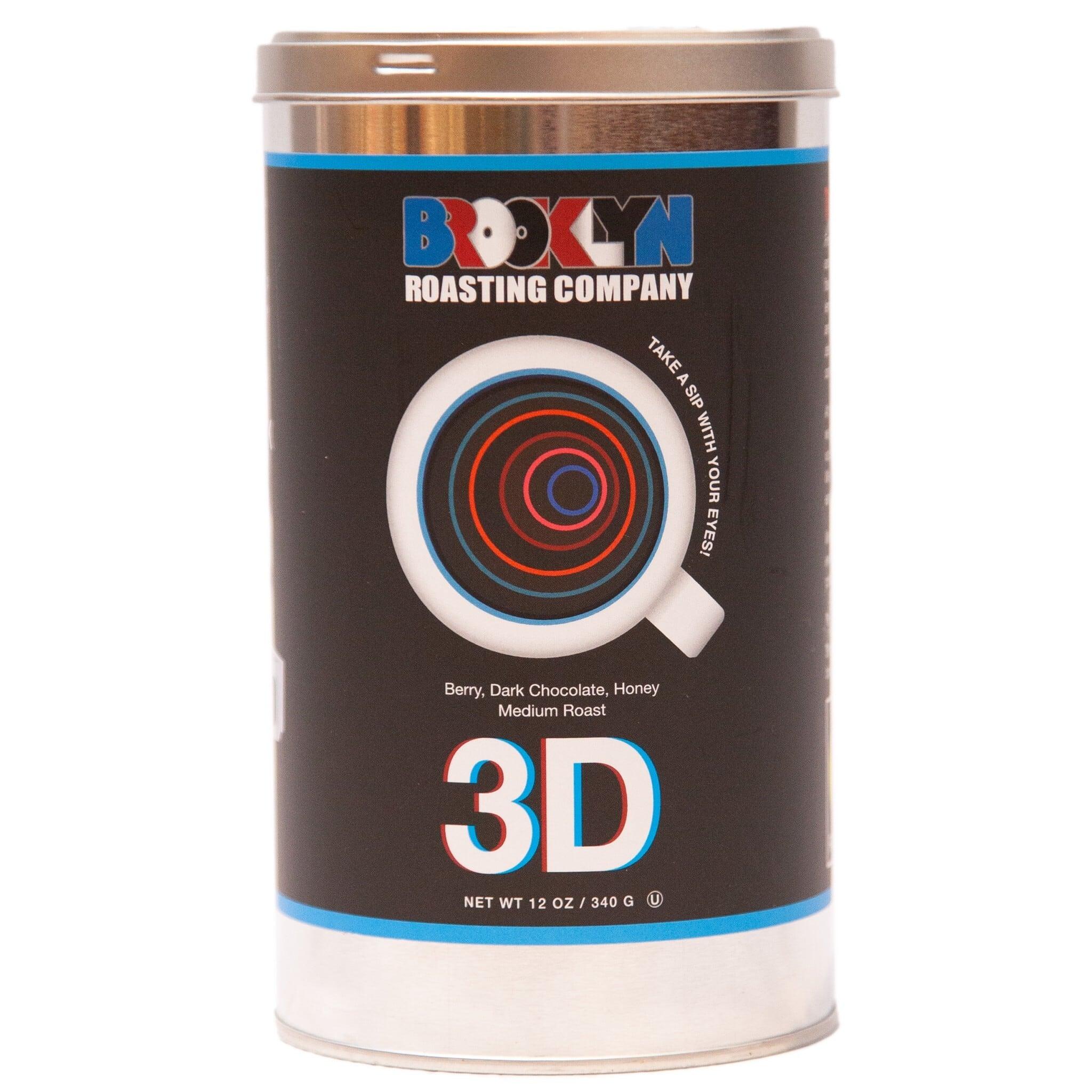 3D  12oz Tin(340g)