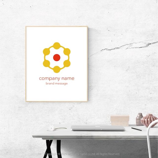 Brand Logo Mark :047