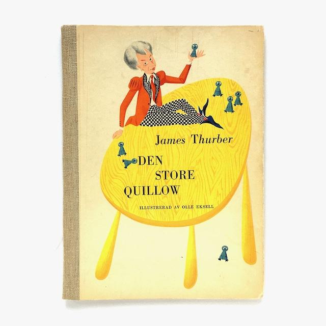 オッレ・エクセル「Den store Quillow(おもちゃ屋のクィロー)」《1949-01》