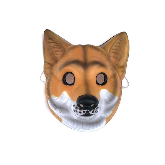 animal Mask Fox お面 動物 キツネ  おめん マスク