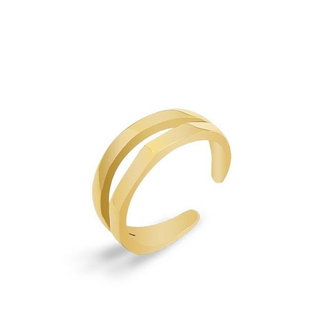 Stylish Ring【GOLD】