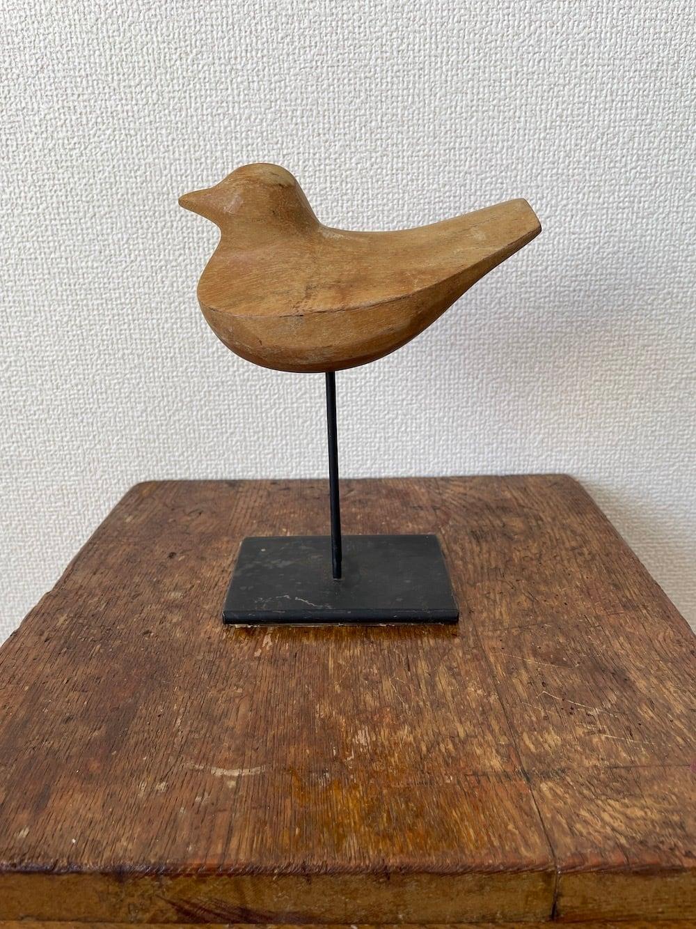 【国籍不明】鳥のオブジェ