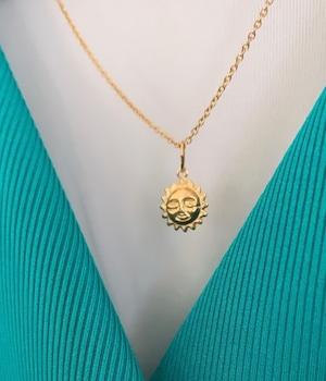 Sole Necklace