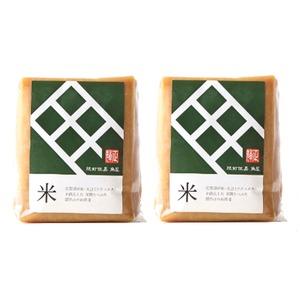 おてがるセット15(送料無料)角屋の味噌(米味噌500g×2個)