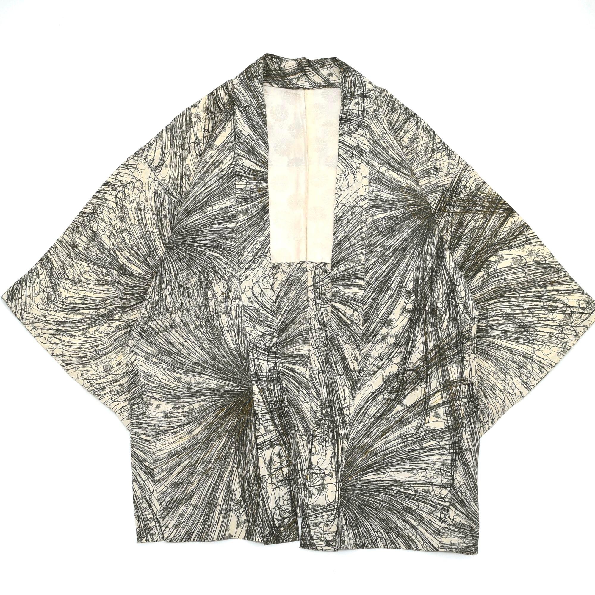 "HAORI cardigan ""和モダン"" 羽織 ②"