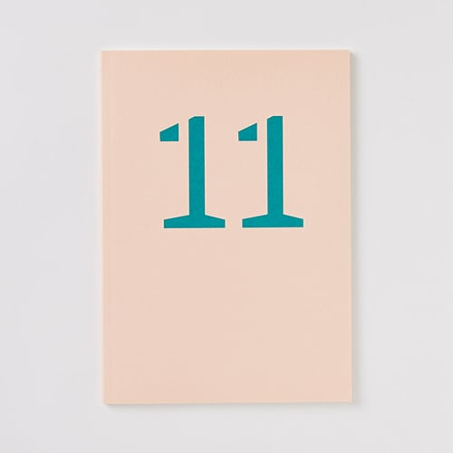 DAILY NOTE/COLOR 「11」
