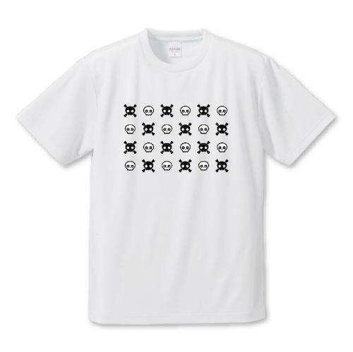 「キュートスカル2」Tシャツ