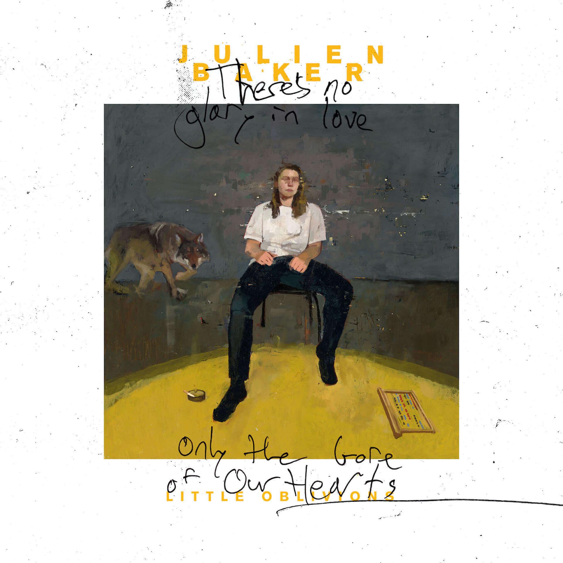 Julien Baker - Little Oblivions (LTD. Yellow LP+Sticker)