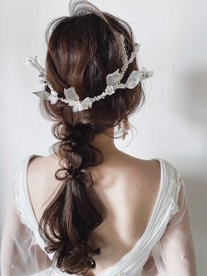 ブライダルヘッドドレス[HA-134]