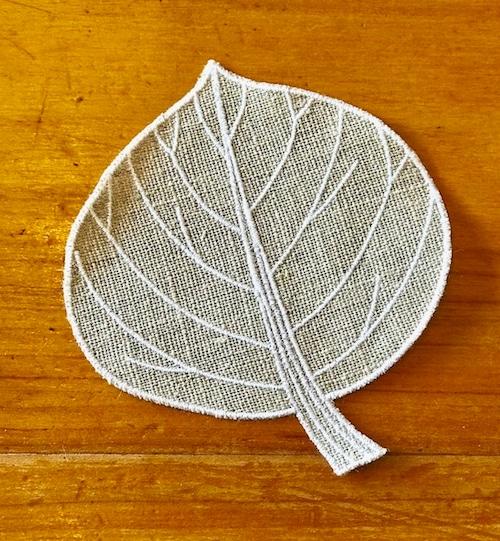 コースター Leaf