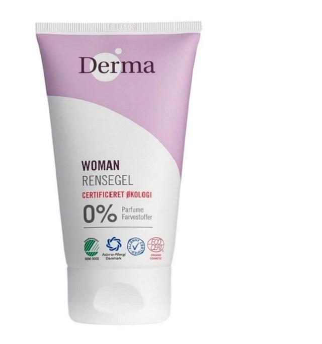 Derma eco woman 頭皮用オーガニックシャンプー【250㎖】