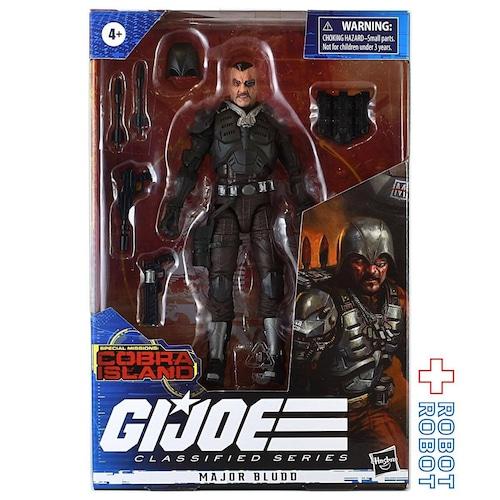 ハズブロ G.I.ジョー クラシファイドシリーズ メジャー・ブラッド 6インチ アクションフィギュア