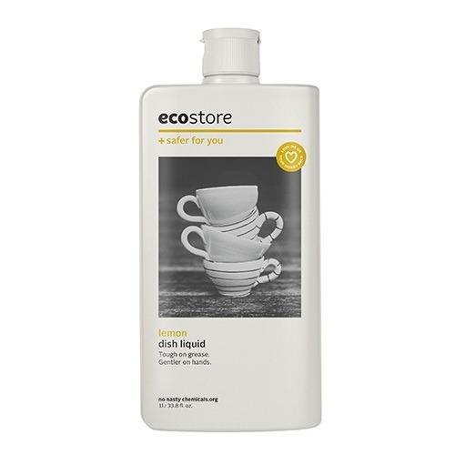 【ecostore】ディッシュウォッシュ リキッド <レモン> 500mL