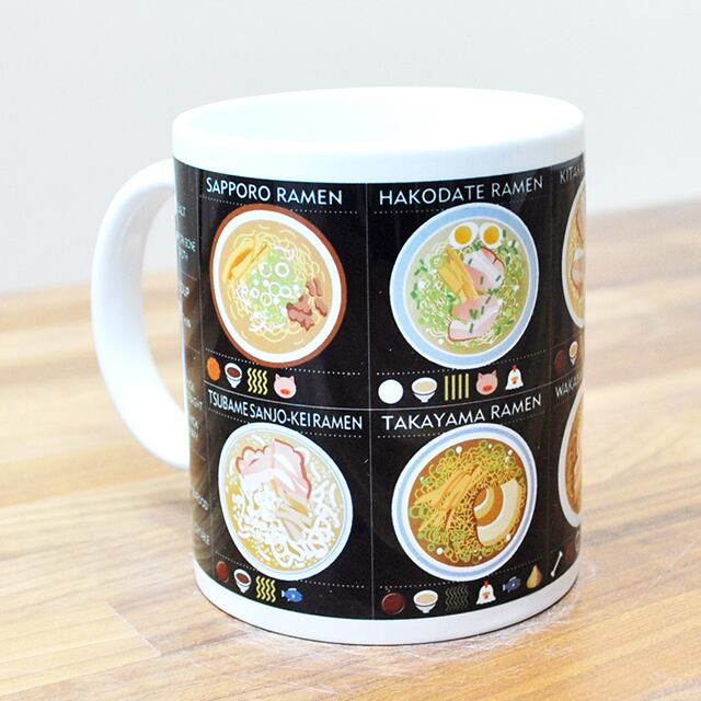 [受注生産] ラーメンマグカップ