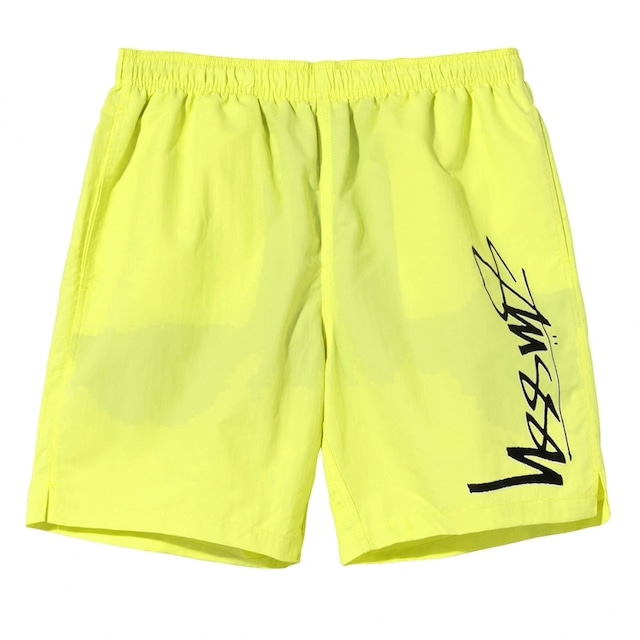 STUSSY SMOOTH STOCK WATER SHORT LIME