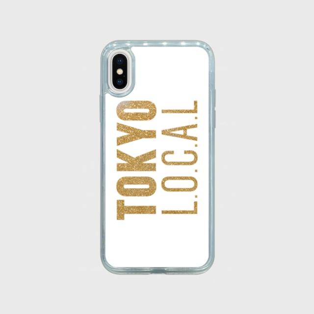 「TOKYO L.O.C.A.L type B」グリッターiPhoneケース