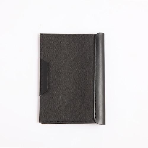 Postalco/Book Cover/Black