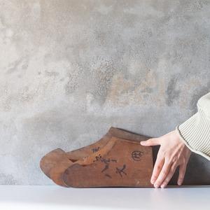足袋の木型  3set