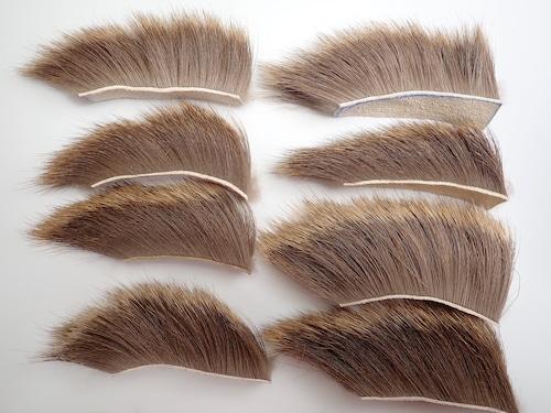 ELK Hair Back Strip (COW) / エルクヘア バック・ストリップ(COW)