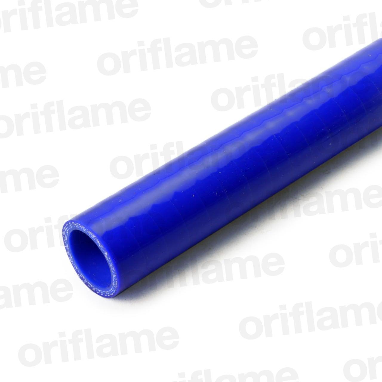 ストレートホース・内径25mm・ブルー