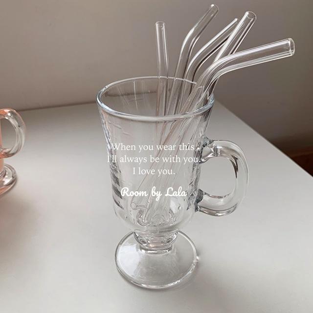 【即納】Glass straw / ストロー / 韓国インテリア