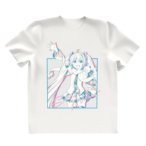 Tシャツ(なつめえり)
