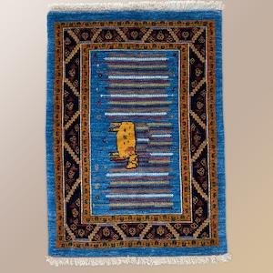 ガシュガイ / Qashqai 142cmx102cm
