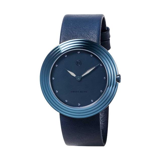 B010-01 Nove ストリームライナー スイス製 腕時計 Women   Blue