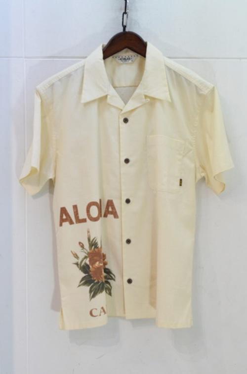 CALEE ALOHA 半袖シャツ