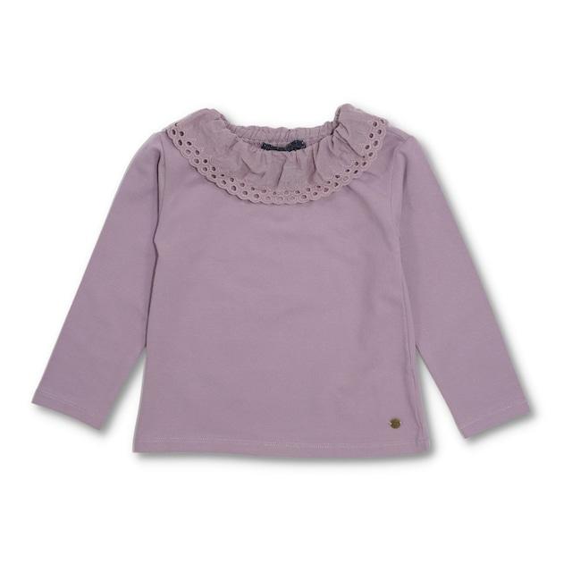 Little s.t. by s.t.closet ピエロ襟Tシャツ