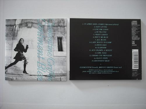 【CD】CLEMENTINE , GRIFFIN / CONTINENT BLEU