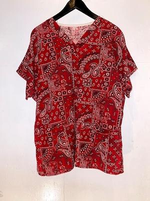 BANDANA スクラブシャツ