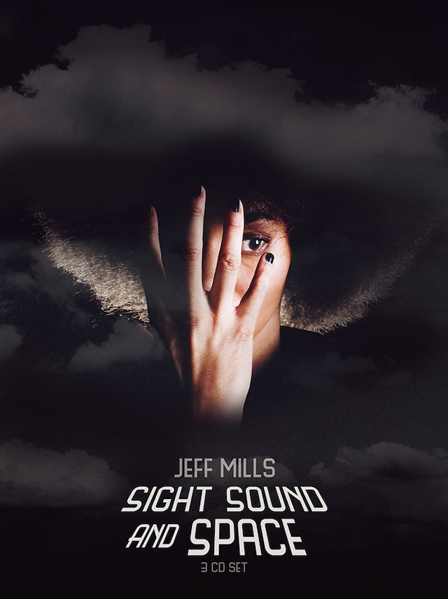 Jeff Mills - 『 Sight Sound And Space』 - メイン画像