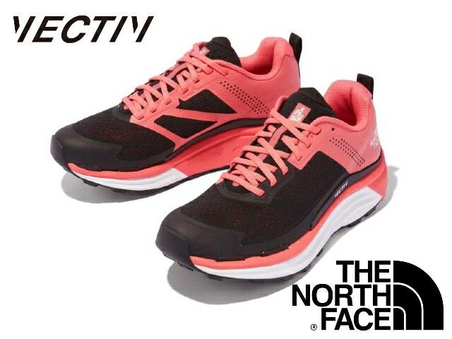 【TNF】 WOMEN'S VECTIV ENDURIS FK(Fiesta Red x TNF Black)