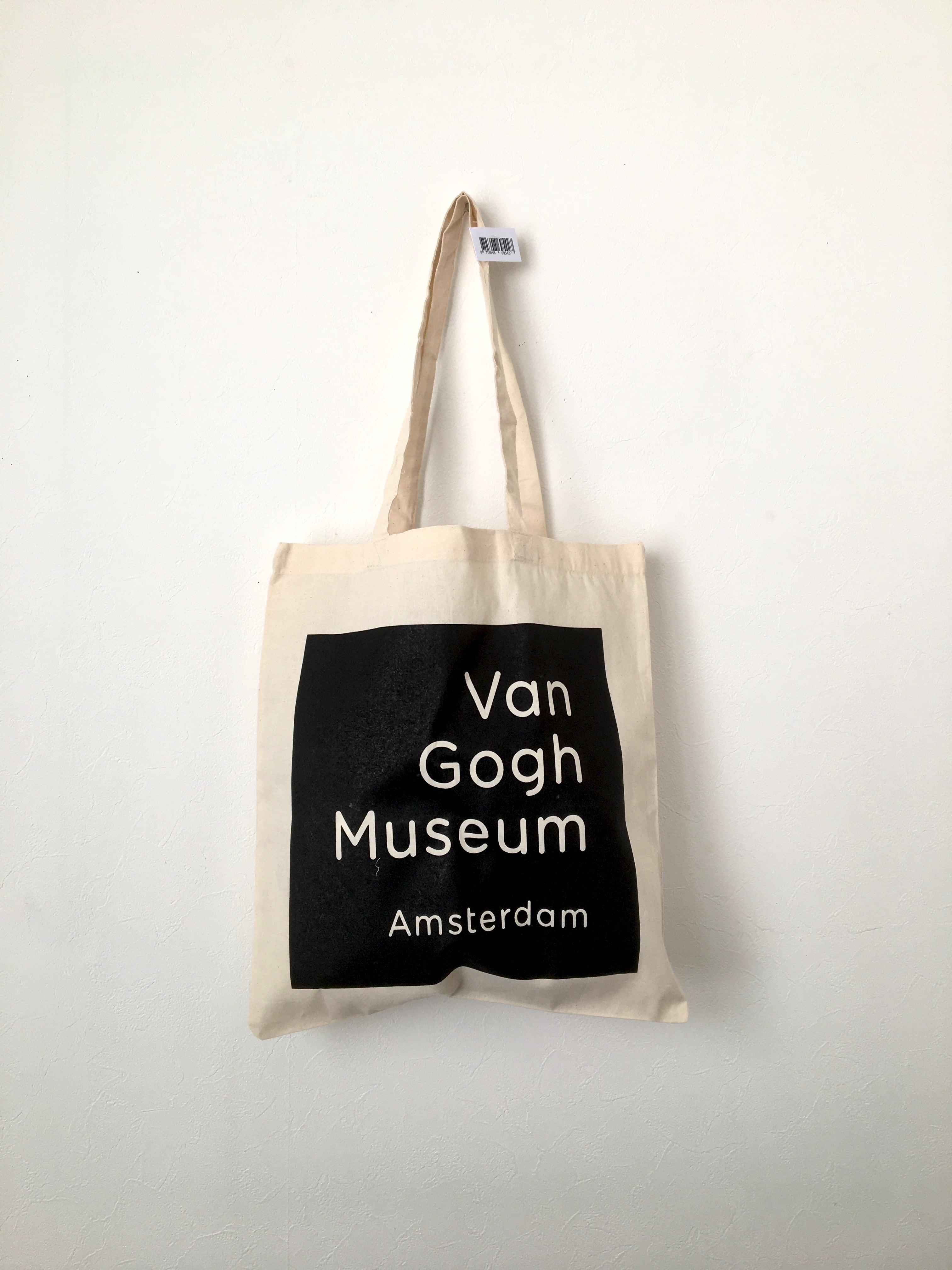 【訳ありセール】ゴッホミュージアムのトートバッグ④|【Substandard】Tote Bag of Van Gogh Museum