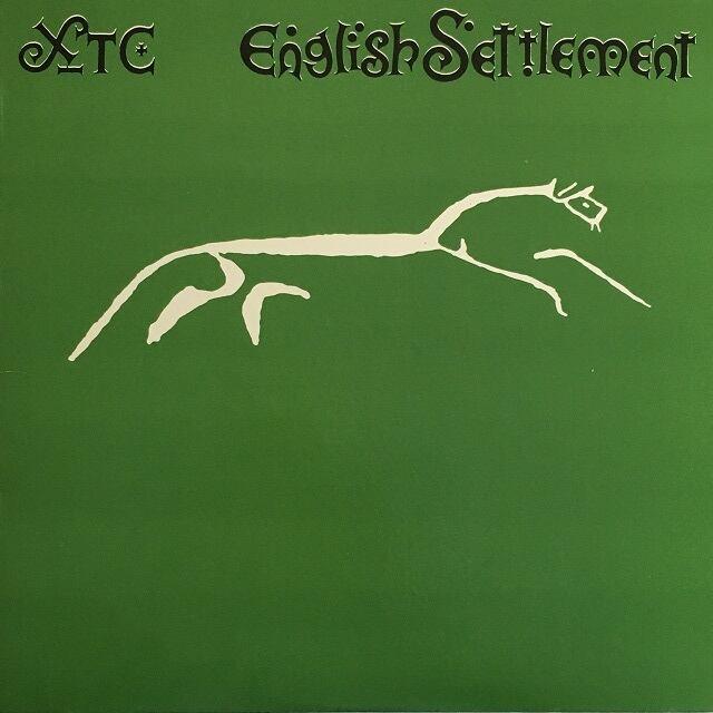 【LP・米盤】XTC / English Settlement