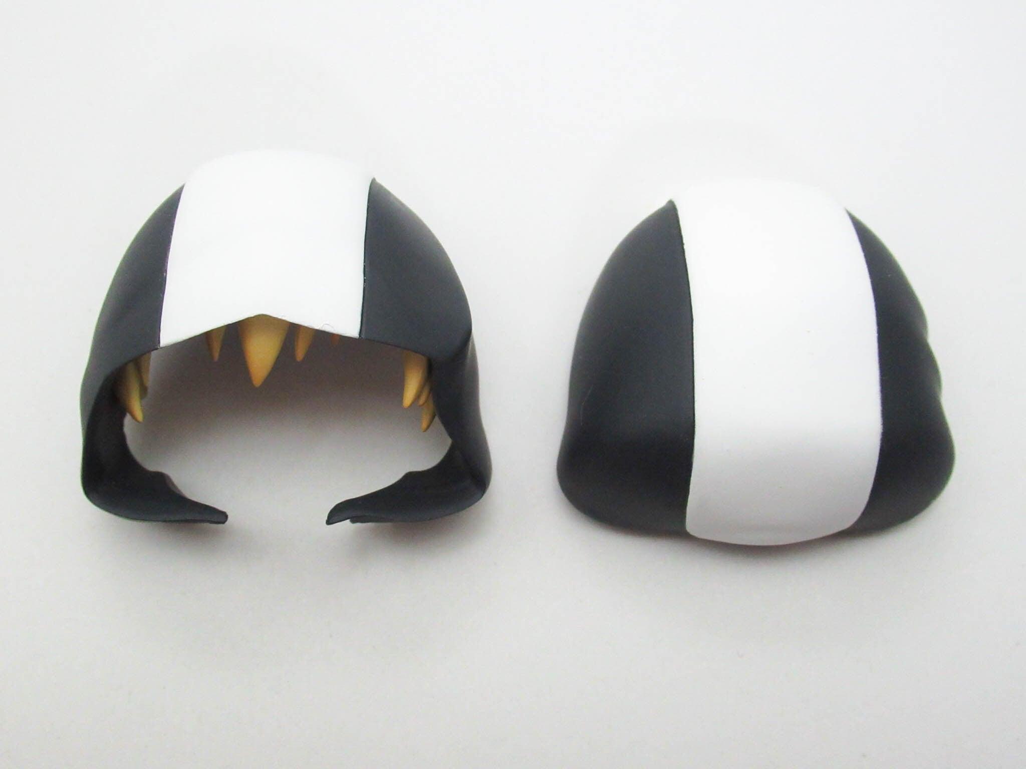 ※【842DX】 アーサー・ペンドラゴン(プロトタイプ)霊基再臨 Ver. 髪パーツ フード付きショート (A-ランク) ねんどろいど