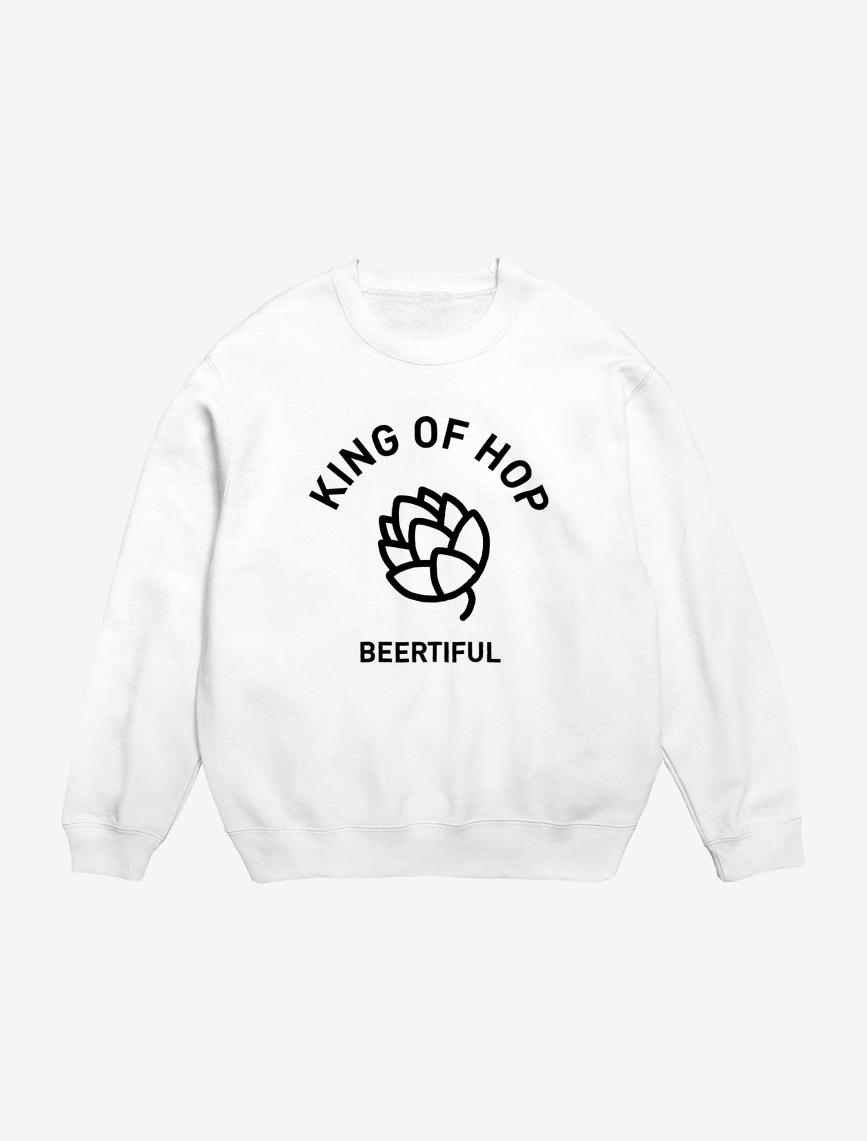 【KING OF HOP】スウェット