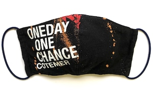 【COTEMER マスク 日本製】ONE DAY ONE CHANCE BLEACH MASK 0427-153