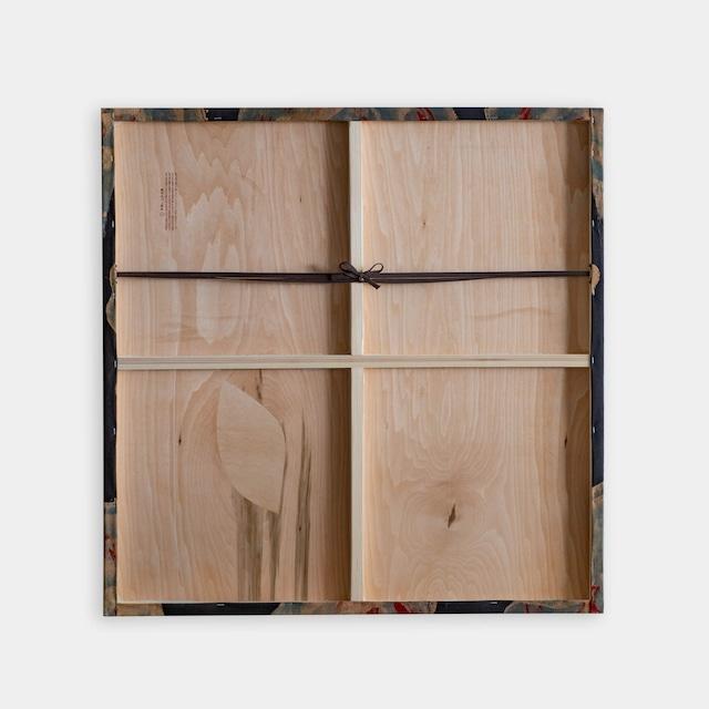 Shiori Mukai Textile パネル加工オプション 正方形 約70〜80cm角