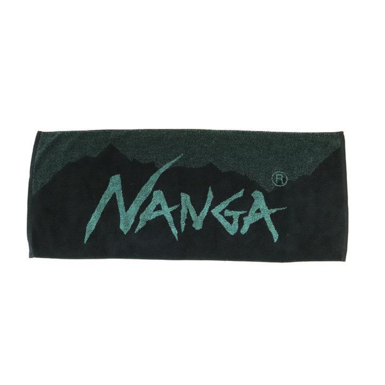NANGA LOGO TOWEL