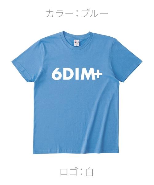 ロゴTシャツ|ブルー