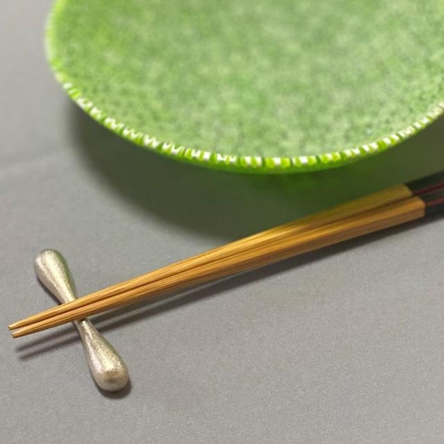 箸置き Mat (純銀製)
