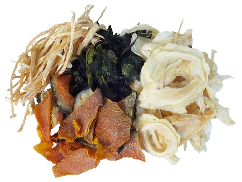 乾燥野菜ミックス 味噌汁の具 500g【送料無料】