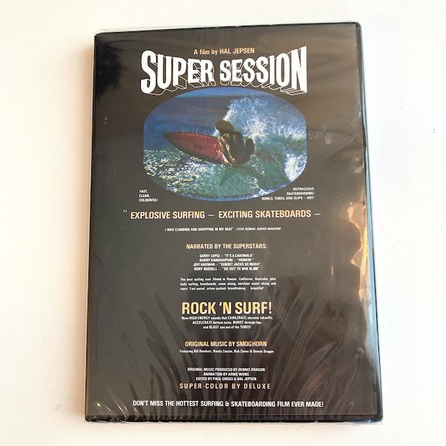 【SUPER SESSION】スーパーセッション DVD サーフィン CLASSIC SURF DVD